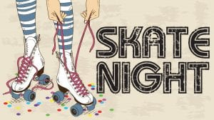 Eader Family Skate Night!! @ Fountain Valley Skate Center